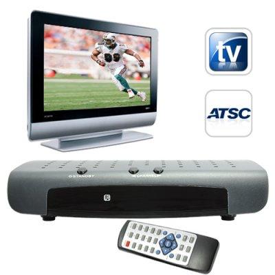 ATSC цифровая телевизионная приставка.