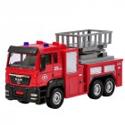 Metal Car Model Construction Trucks Toy