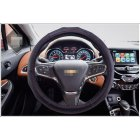 1 Pcs Genuine Leather Car Steering Wheel Cover Anti Slip Durable Universal 36cm 38cm 40cm
