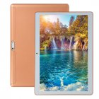 3G Android 5.1 1G+16G Tablet Gold EU Plug