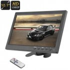 10 1 Inch 1024 600 Screen Kit Monitor Set HDMI VGA AV Car Display U S plug