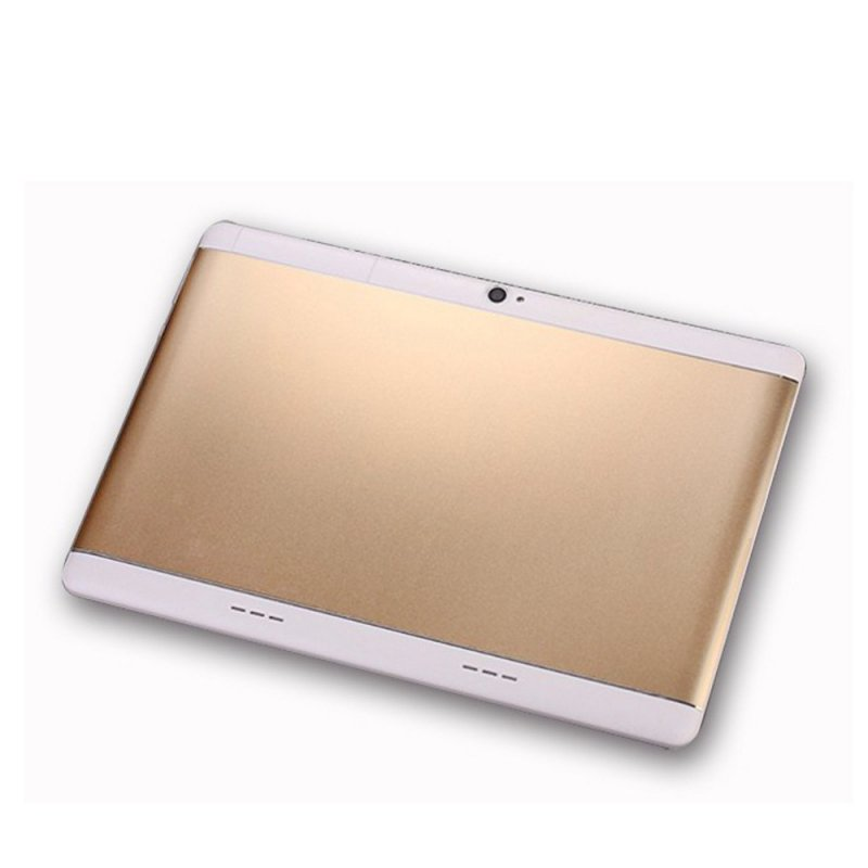 10.1 Inch 16GB ROM 3G Call Flat PC Gold