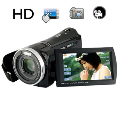 1080p HD Camcorder 5x Optical Zoom