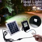 Waterproof Flood Light with Solar Panel