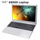 15 6  Laptop Intel  E8000 4G RAM Student Laptop Ultrabook Win10 OS Notebook Computer 4   256G