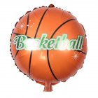 18 Inch Inflatable Round Football Volleyball Basketball Toy basketball