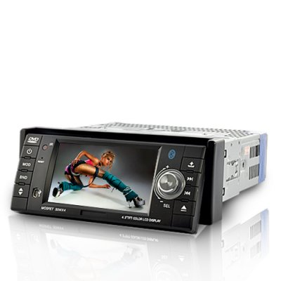 4.3 Inch Cheap InDash Car DVD - Road Ninja
