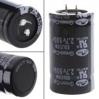 1PC/6PCS/10PCS Black 2.7V Double Layer Capacitor 500F 35 * 60MM 10pcs