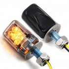 2 Packed LED Motorcycle Turn Signal Lamp