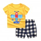 Baby Kids T-shirt + Shorts Casual Set