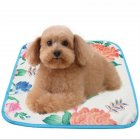 220V 18W Pet Electric Heat Pad Electric Blanket Pet Bed for Cat Dog Bunny  Random color