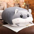 28CM Soft Cute Cotton Pillow Plush Toy Doll Cushion for Valentine's Day and Birthday  Hamster