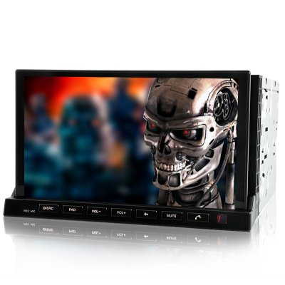 Road Terminator Android 2.3 Car DVD