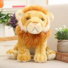 30CM Lion Stuffed Animal Plush Toy PP Cotton Plush Doll Perfect Gift for Children lion