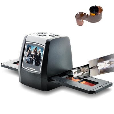 35mm Film Scanner with LCD