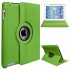 360° Rotating Leather Case for iPad2/3/4