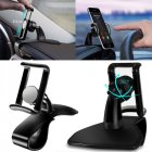 360   Rotation Dashboard Mount Car Phone Holder HUD Stand for Smartphone GPS