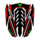Honda Yamaha Motorcycle Reflective Sticker