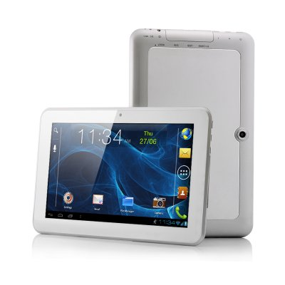 "3G Android Tablet ""Infinity"" 9 inch Screen Phone Function Dual Core CPU"