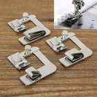 3Pcs/Set Sewing Machine Foot Presser