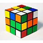 3x3x3 YJ Moyu Black Speed Cube Puzzle