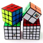 4 Pcs Brain Teaser Magic Cubes
