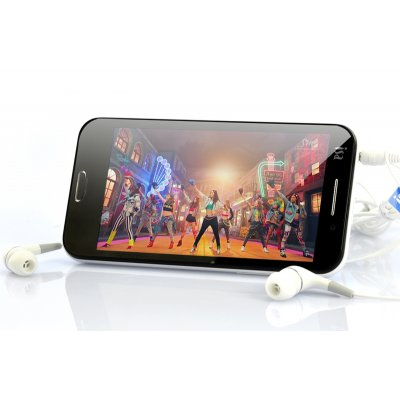"""Android 4 1 Phone """"ISA A19"""" 4 7 inch QHD IPS Screen Dual Core CPU 8MP Camera"""