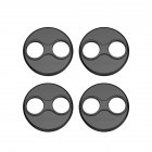 4pcs Motor Cover Metal Cap for DJI Mavic Mini Drone Dust-proof Engine Protector Guard Protective Accessory  4pcs black