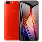 5.5-inch HD Screen R15 Plus Ultra-thin Dual Card Face ID Smartphone Red