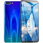 5.5-inch HD Screen R15 Plus Ultra-thin Dual Card Face ID Smartphone Gradient blue