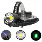 5000 lumens LED Headlamp XLAMP XHP70 Mico USB Rechargeable Powerful LED Head Lamp White light 6500K