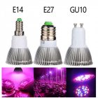5730SMD Energy Saving LED Grow Light Bulb for Plant AC 85-265V GU10