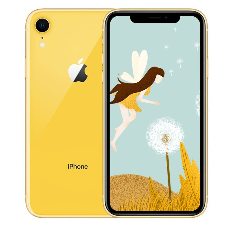 Apple iPhone XR RAM 3GB yellow_256GB