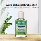60ml Multifunctional Hand Sanitizer Amino Acid Fungicide for Home Bacteria Cleaning Agent 1 bottle