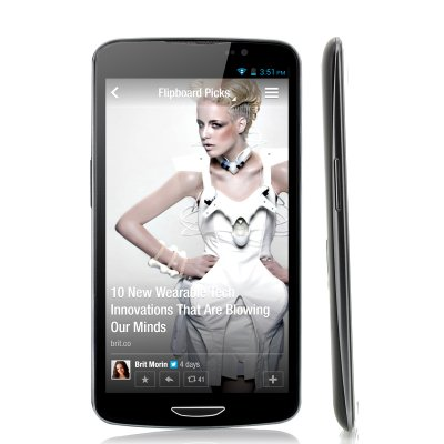 iNew 6000 6.5 Inch HD Android 4.2 Phone (B)