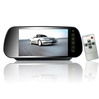 Bluetooth Rearview Monitor
