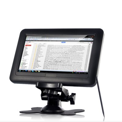 7 Inch USB Powered Touch Monitor