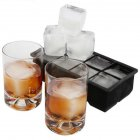 8-Grid Silicone Ice Cube Mold