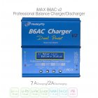 80W 6A Battery Charger Balance Charger High Power B6AC Multifunction Adapter UK Plug