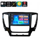 9 Inch One Din Car Media Player Mitsubishi Pajero 2017 - Android 8.0, Octa Core, 4+32GB, Can Bus, 3G Support, Wifi, GPS