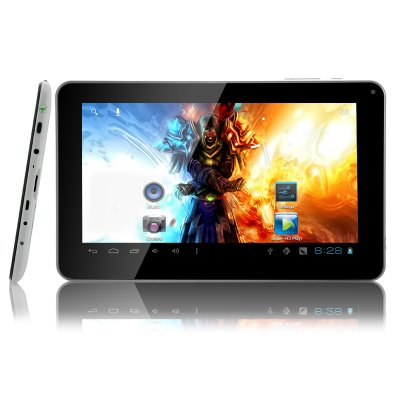 Android 4.0 9 Inch 8GB Tablet PC - HexTab