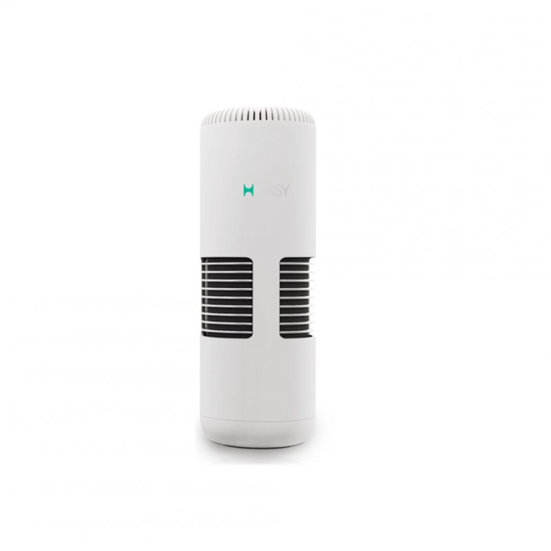 Active Chlorine Molecular Air Purifier for Car Baby Room Kitchen Bedroom Sterilization white