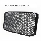 Aluminum Motorcycle Radiator Guard Grille Protection Water Tank Guard For YAMAHA XSR900 16-18 MT-09 17-19 black