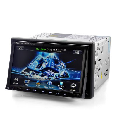 Android 4.0 Car DVD Player - Knight Rider