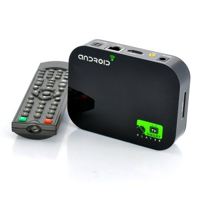Android 4.0 HD TV Box - SmartDroid