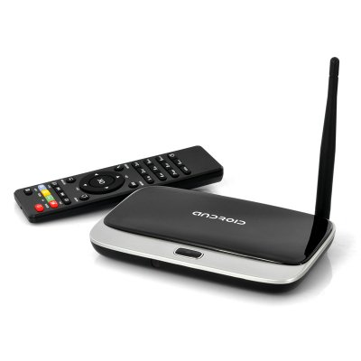 Android 4.2 4 Core Bluetooth TV Box - ATV II