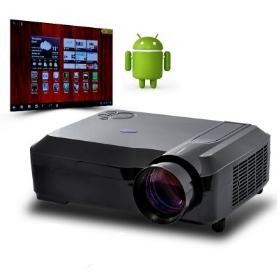 Android 4.0 HD Projector - Smartbeam