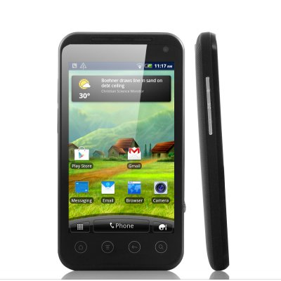 Matrix 3G Android Phone