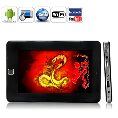 Nine Dragon Android 2.2 Tablet PC