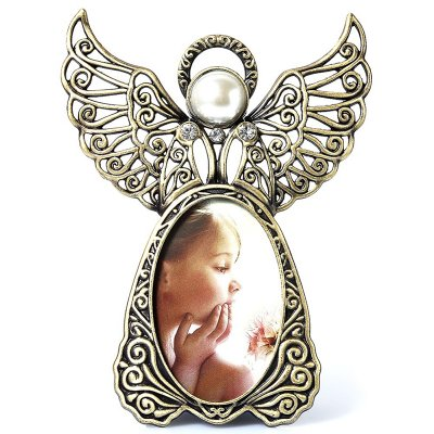 Angel Wings Metal Vintage Picture Frames